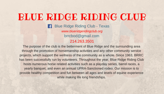 BR Riding Club